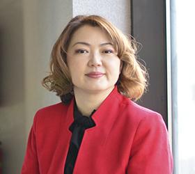 Jyldyz Shekekova